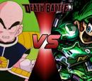 Luigi VS Krillin