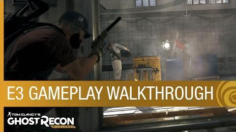 Tom Clancy's Ghost Recon Wildlands Gameplay Walkthrough El Pozolero Takedown Mission - E3 2016 US