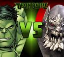 Hulk vs. Doomsday