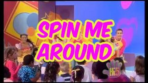 Spin Me 'Round