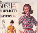Simplicity 5053 A
