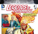 Legends of Tomorrow Vol 1