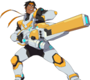 Hunk (Legendary Defender)