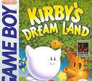 Liste des jeux Kirby