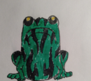 Constrictor Frog