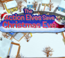 The Action Elves Save Christmas Eve