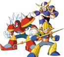 The Mega Man Killers