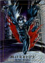 Michael Morbius (Earth-616) from Marvel Masterpieces Trading Cards 1992 0001.jpg