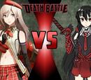 Alisa(God Eater) vs Akame