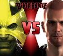 Electro vs. Cole MacGrath