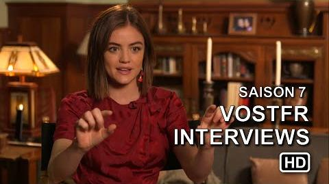 Pretty Little Liars Saison 7 - Sneak Peeks & Interviews VOSTFR HD