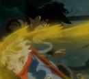 Batallas de Goku Black