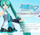 A musica secreta do project diva