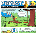 Puquak/Pierrot and the lamp