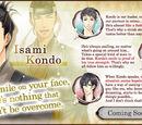 Isami Kondo
