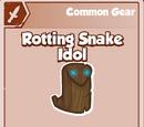 Rotting Snake Idol
