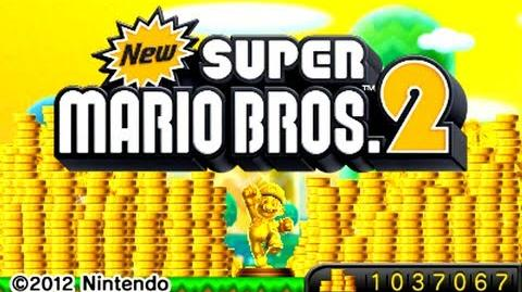 New Super Mario Bros. 2- Coin Rush - The Runaway Gaiden