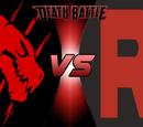 White Fang vs Team Rocket