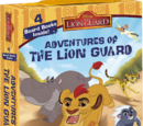 Adventures of The Lion Guard Books