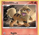 Growlithe (Maravillas Secretas TCG)
