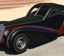 Truffade által gyártott járművek