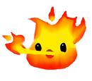 Fire Slime