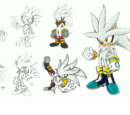 Silver the Hedgehog/Gallery