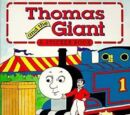 Thomas and the Giant (sticker book)