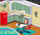 Atomic Kitchen Decor Collection