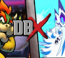 Bowser vs Ice King