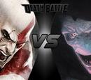 Kratos vs Gorr