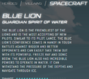 Blue Lion (Legendary Defender)/Gallery