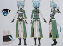 Sinon Design Works II Artbook page 54.png