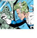 Aquarium Cage, Doctor Doom's Armor, Jonathan Storm, Victor von Doom (Earth-616) from Fantastic Four Vol 1 288.jpg