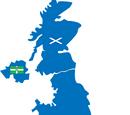 Großbritannien nach der Spaltung (GBE)