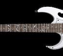 Left-handed guitar models