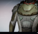 Destiny Titan Chest Armor