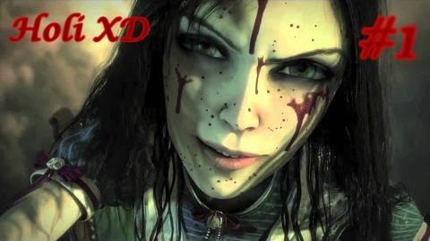 INTENSA AVENTURA! - Alice madness returns 1