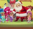 Santa's Little Genies