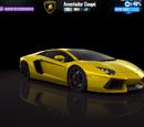 Lamborghini Aventador Coupé