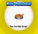 Fire Tortilla Strips