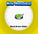 Diced Green Chiles