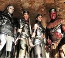 Horsemen of Apocalypse (Earth-10005)/Gallery