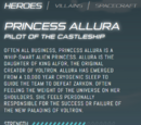 Allura (Legendary Defender)/Gallery