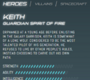 Keith (Legendary Defender)/Gallery