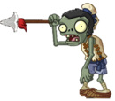 Spear Thrower Zombie