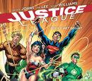 Justice League Boek 1: Het Begint