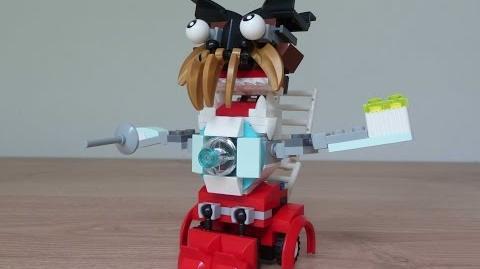 LEGO MIXELS SERIES 8 MEGA MAX Instructions from Lego Club