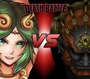 Palutena vs. Ganondorf