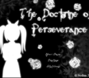 The Doctrine of Perseverance